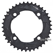 Shimano Deore FC-M617 104mm BCD 4 Arm Outer Chainring - AZ Type - 38T