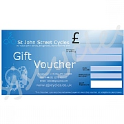 SJSC Gift Voucher - 50.00 Pound - A Perfect Present