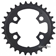 Shimano Tiagra FC-4703 74mm BCD 4 Arm Inner Chainring - 30T-MM