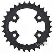 Shimano Sora FC-R3030 74mm BCD 4 Arm Inner Chainring - 30T-MR