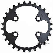 Shimano FC-M8000 chainring 28T-BD for 38-28T