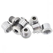 Shimano SLX FC-M672 Double Gear Fixing Bolt & Nut Set - M8 x 8.5mm - Y1NW98030
