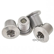 Shimano SLX FC-M660-10 Inner Gear Fixing Bolt Set - M8 x 8.5mm - Y1LU98010