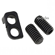 Shimano Dura-Ace FD-R9100 Adjust Bolts & Plate - Y5ZS98030