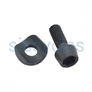 Shimano Dura-Ace FD-R9100 Clamp Bolt & Radius Washer - M5 x 15mm - Y5ZS98050