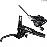Shimano SLX BR-M7000 I-Spec-II Front Brake Lever & Post Mount Caliper - Black