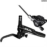 Shimano SLX BR-M7000 I-Spec-II Rear Brake Lever & Post Mount Caliper - Black