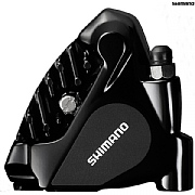 Shimano BR-RS505 Road Flat Mount Hydraulic Disc Brake Caliper - Front
