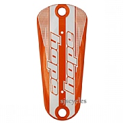 Hope Tech 3 Reservoir Lid - Orange - HBSP315C