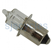 6 Volt 1.7Amp 10 Watt Push Fit Pre Focus Halogen Bulb GH24