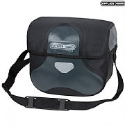 Ortlieb Ultimate 6 L Classic Bar Bag - Asphalt/Black - 8.5 Litre