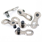 SRAM PowerLink Silver for 8 Speed Chains - Pack Of 3 Pairs