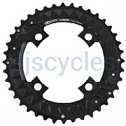 Shimano Deore FC-M6000 96mm BCD 4 Arm Outer Chainring - 40T-AN
