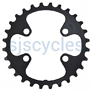 Shimano Deore FC-M6000-2 64mm BCD 4 Arm Inner Chainring - 28T-BG