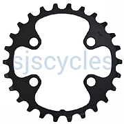 Shimano Deore FC-M6000-2 64mm BCD 4 Arm Inner Chainring - 26T-BF