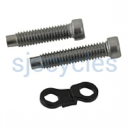 Shimano SLX RD-M7000-10 Stroke Adjusting Screws & Plate - Y5ZH98040