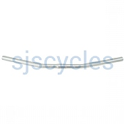 Joseph Kuosac Flat Handlebar for Bromptons - 25.4mm Clamp - Silver