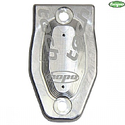 Hope Tech EVO Master Cylinder Lid - Silver - HBSP224:S