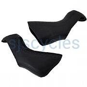Shimano Dura-Ace ST-R9150 STI Brake Lever Hoods Bracket Covers BLACK Y0C898010