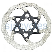 TRP TRP-13 Stainless / Alloy 2 Piece 6 Bolt Disc Rotor