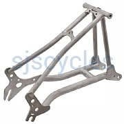 Vostok Cycle Works Brompton Titanium Rear Triangle