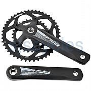FSA Tempo Adventure 11 Speed Double Chainset - 46/30T