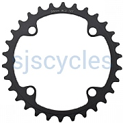 FSA Adventure Road 90mm Chainring 4 Arm 11 Speed Double Chainring - 30T