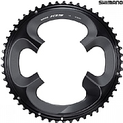 Shimano 105 FC-R7000 110mm BCD 4 Arm Outer Chainring - Black - 53T-MW
