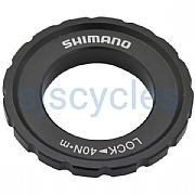 Shimano XTR HB-M9110 Front Lock Ring & Washer - Y2CW98050