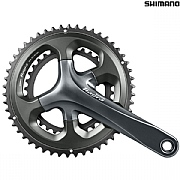 Shimano Tiagra FC-4700 10 Speed Compact Double Chainset - 50/34T - 172.5mm