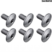 Shimano Dura-Ace SPD-SL PD-R9100 Cleat Fixing Bolts - M5 x 10mm - Y42U98070