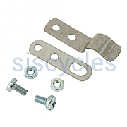 SKS Stainless Steel Rear Mudguard Chainstay Bridge Fitting Clip